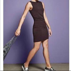 ATHLETA  Reservable Inverse Black/Gray Dress